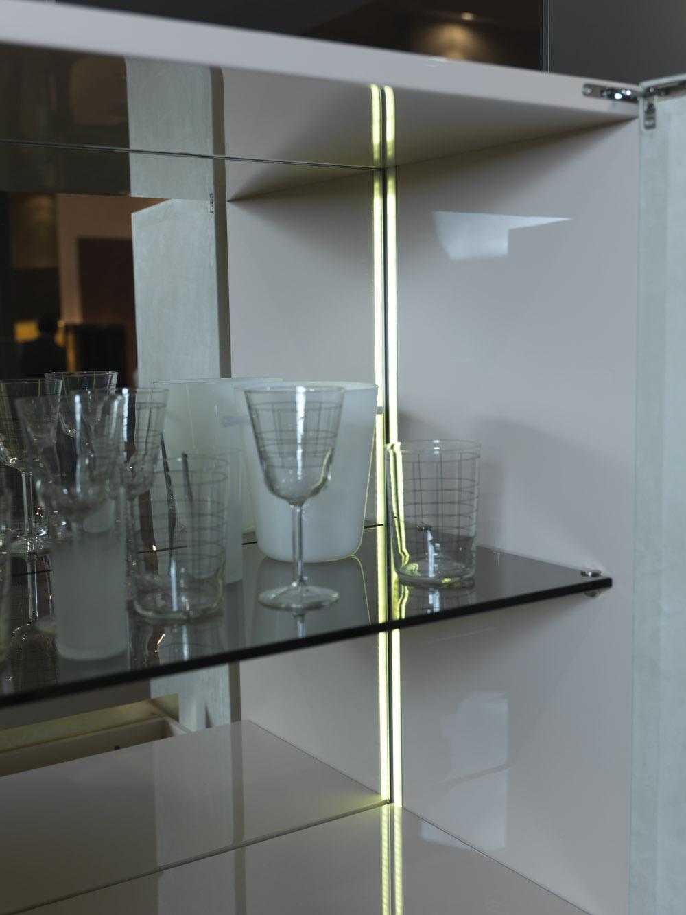Luxury Glamour Ginza Bar Cabinet - Italian Designer & Luxury ...