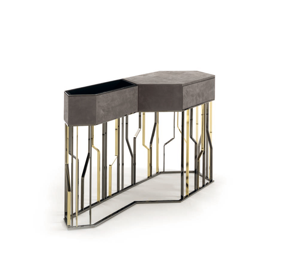 Luxury Italian Designer Ginza Evo Bar Console