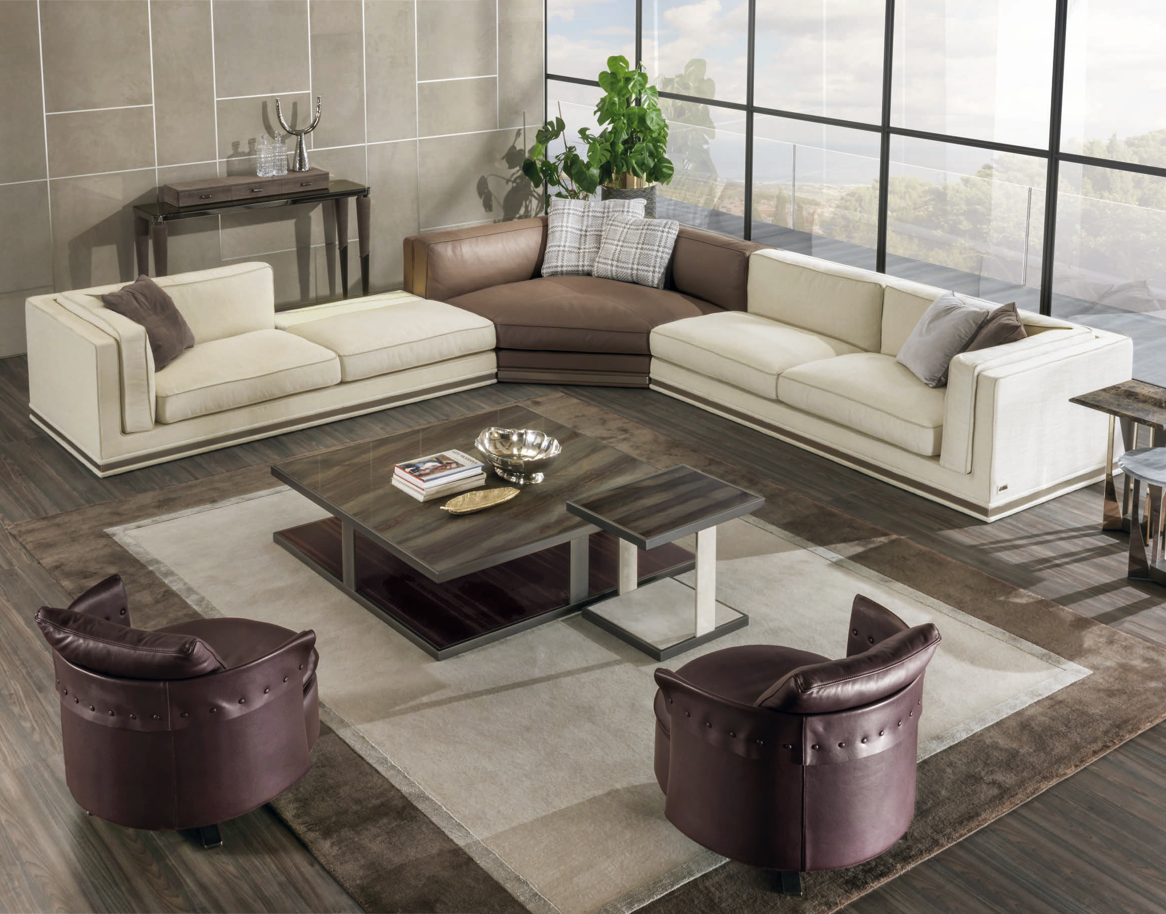 Glamour Italian Mason Chaise Lounge - Italian Designer ...