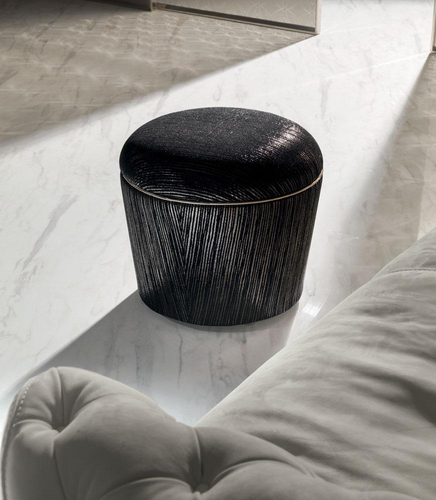 Teo High End Italian Ottoman Italian Designer Amp Luxury