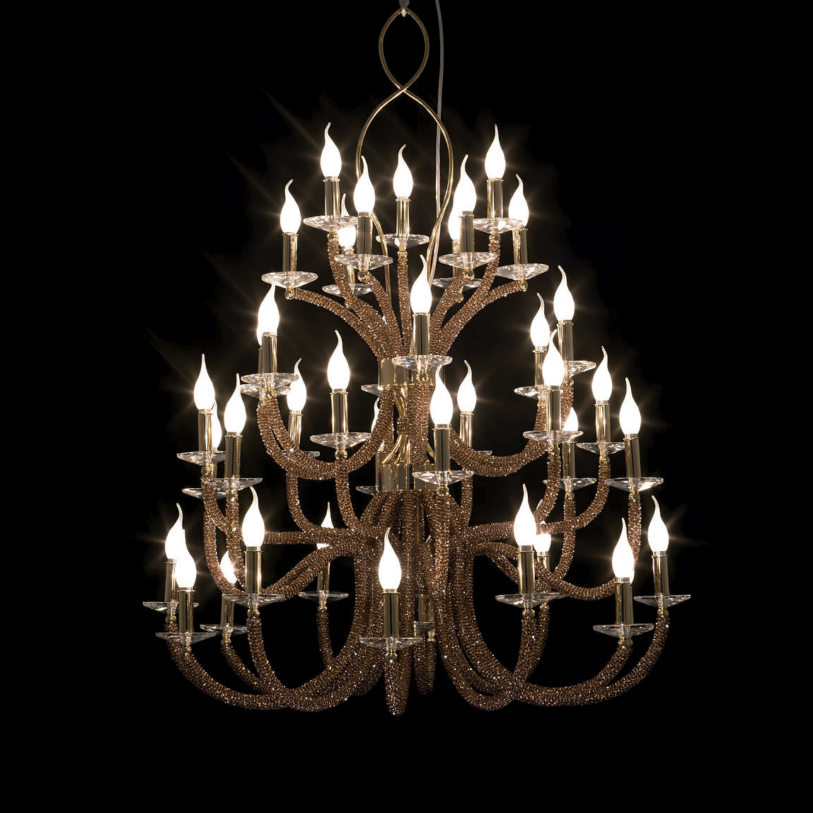 Luxury high end italian designer moulin rouge chandelier designer moulin rouge chandelier aloadofball Choice Image