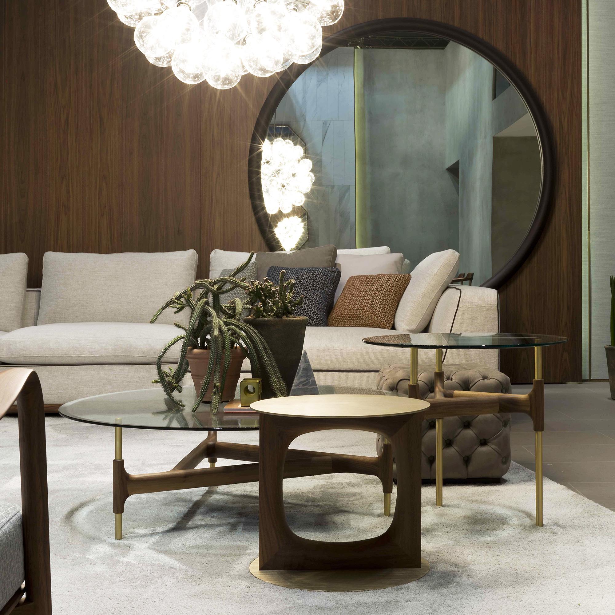 high end italian joint side table italian designer luxury