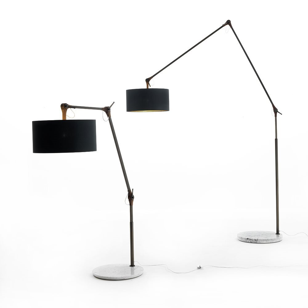 Gary big floor lamp aloadofball Gallery