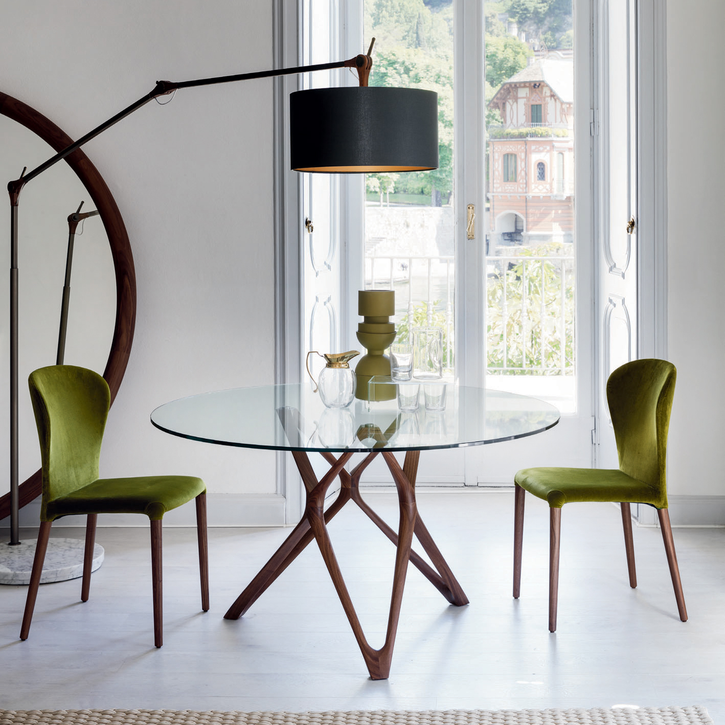 Beau Gary Big Floor Lamp