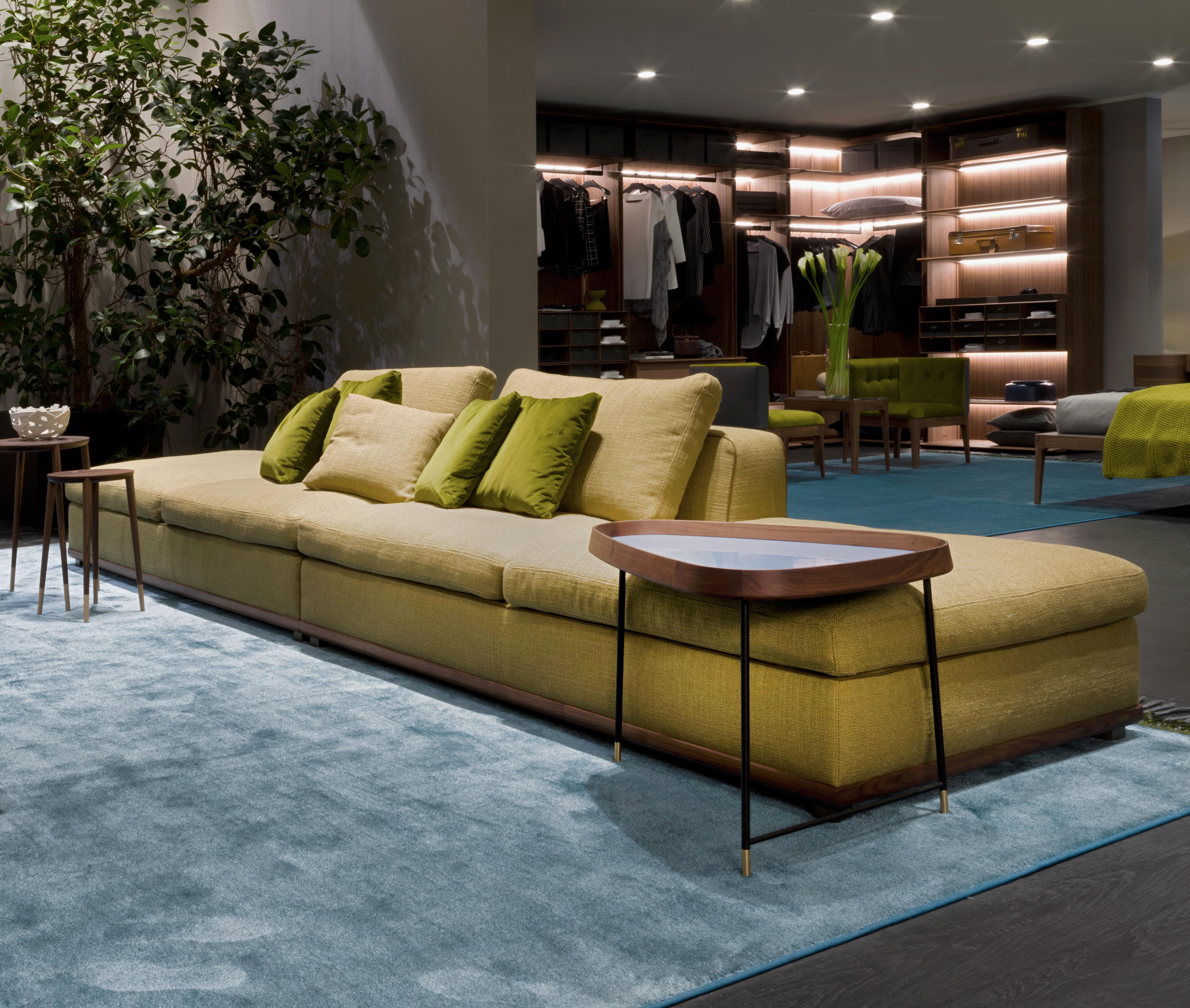 High end Designer Kirk Sectional Italian Designer & Luxury