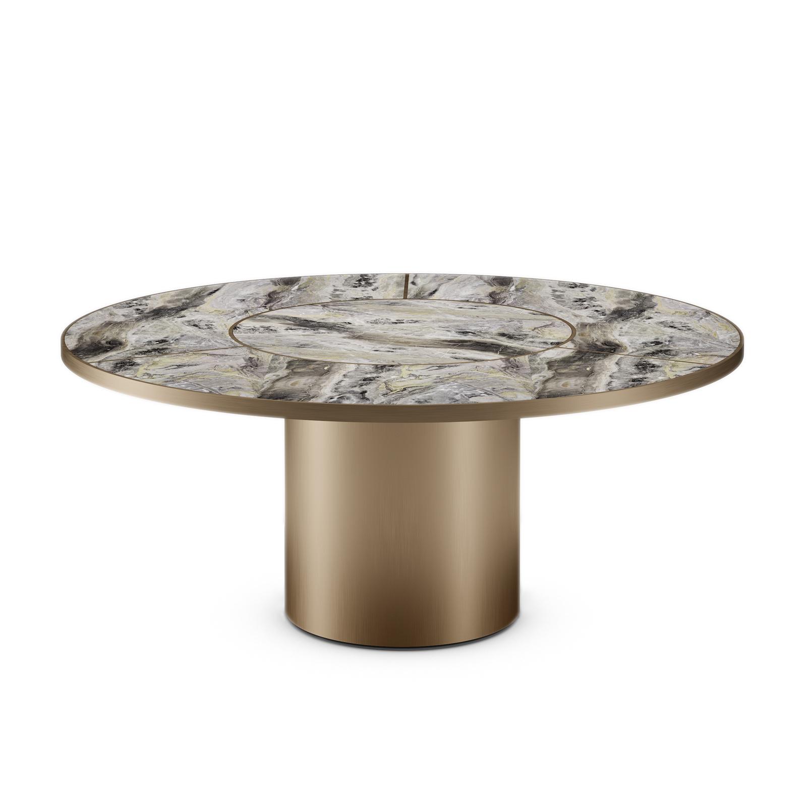 consegna gratuita estetica di lusso fashion design Designer Italian Signore degli anelli Table - Italian ...