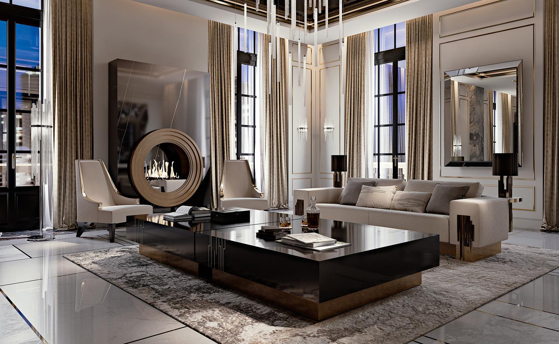 luxury italian designer belle epoque coffee table italian designer luxury furniture by cassoni. Black Bedroom Furniture Sets. Home Design Ideas