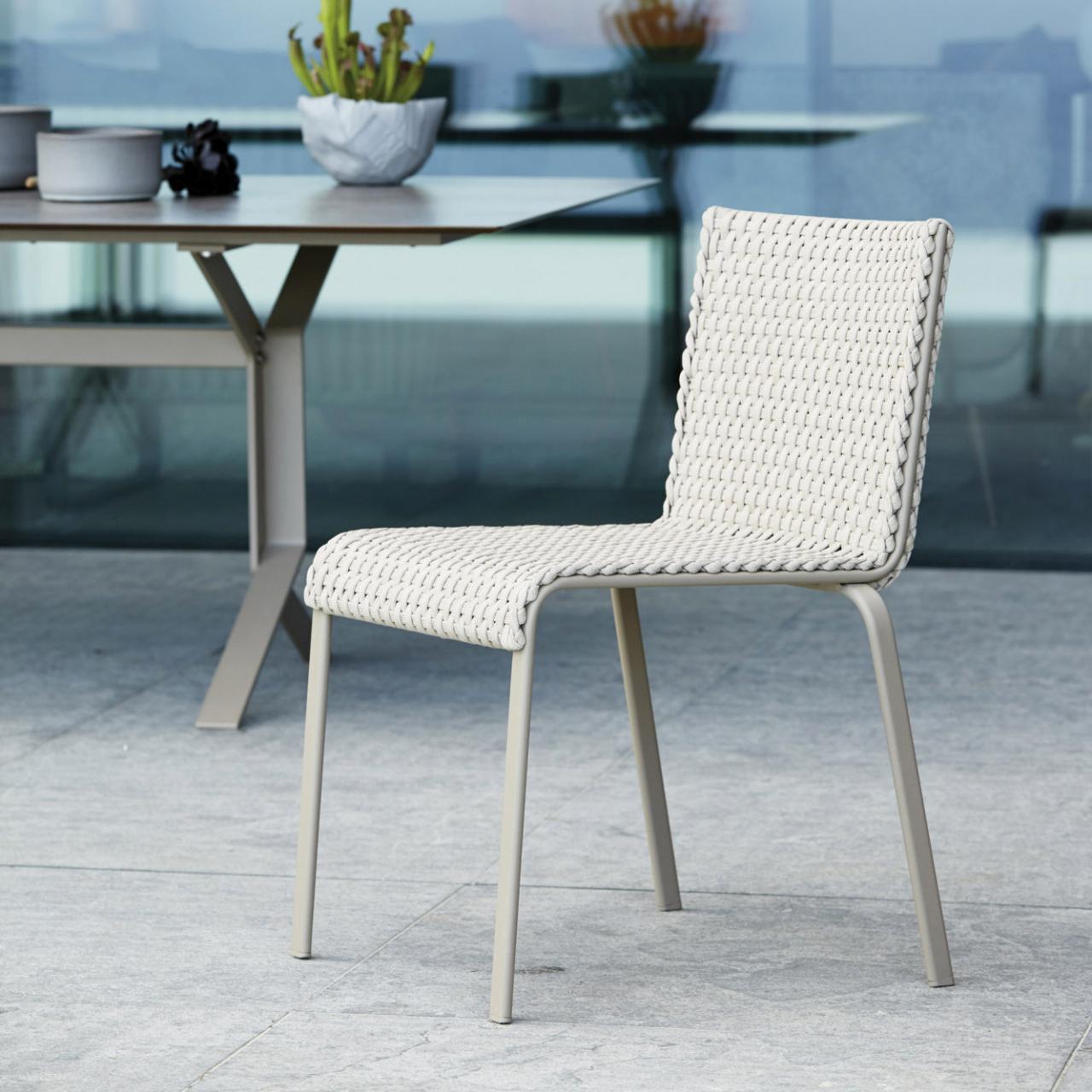 Key West Luxury Italian Designer Chair