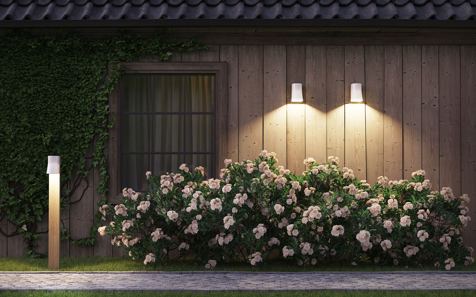 Luxury designer beacon wall lamp designer luxury for Luxury landscape lighting