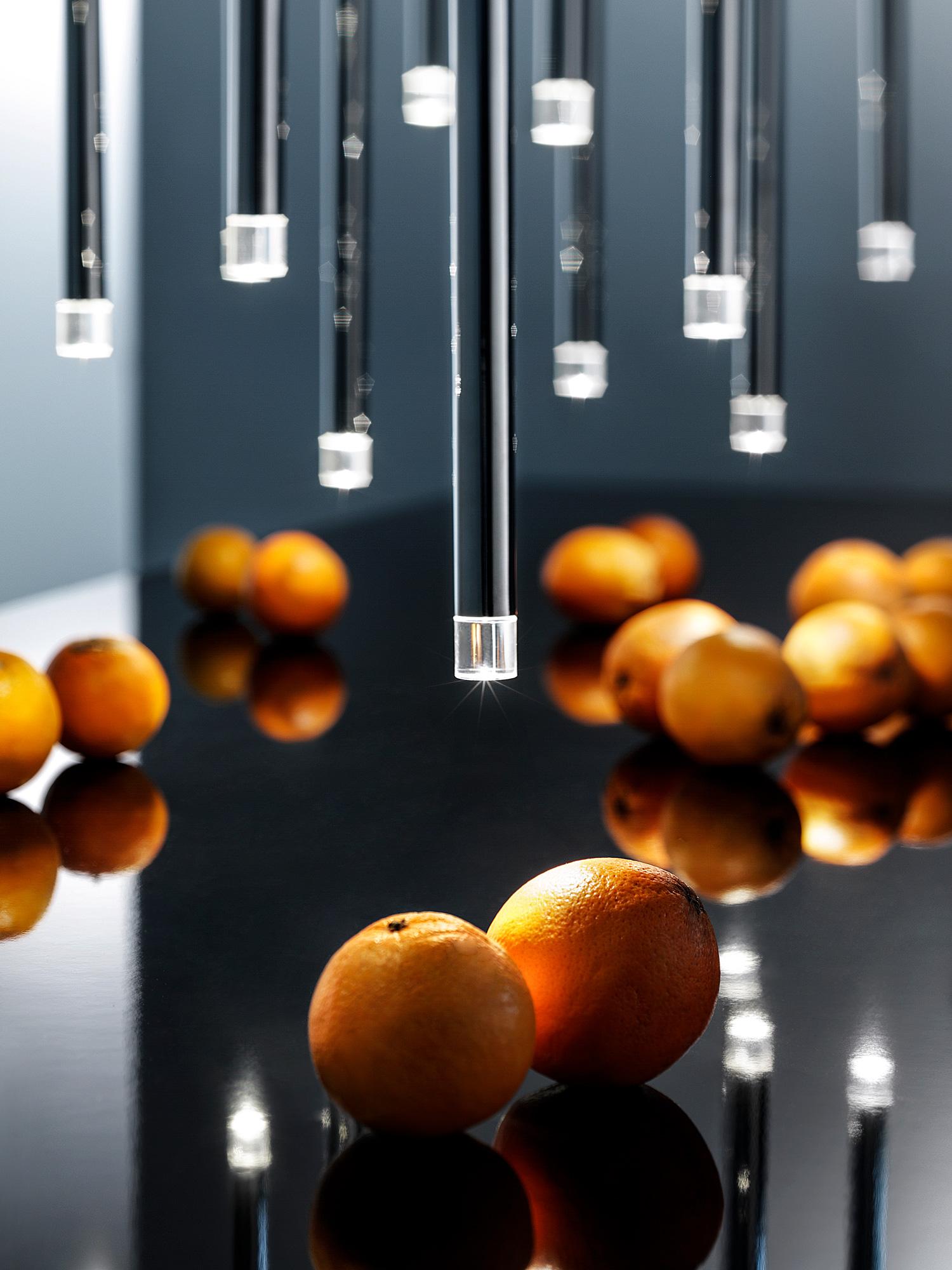 Luxury Italian Designer A Tube Nano Suspension Lamp
