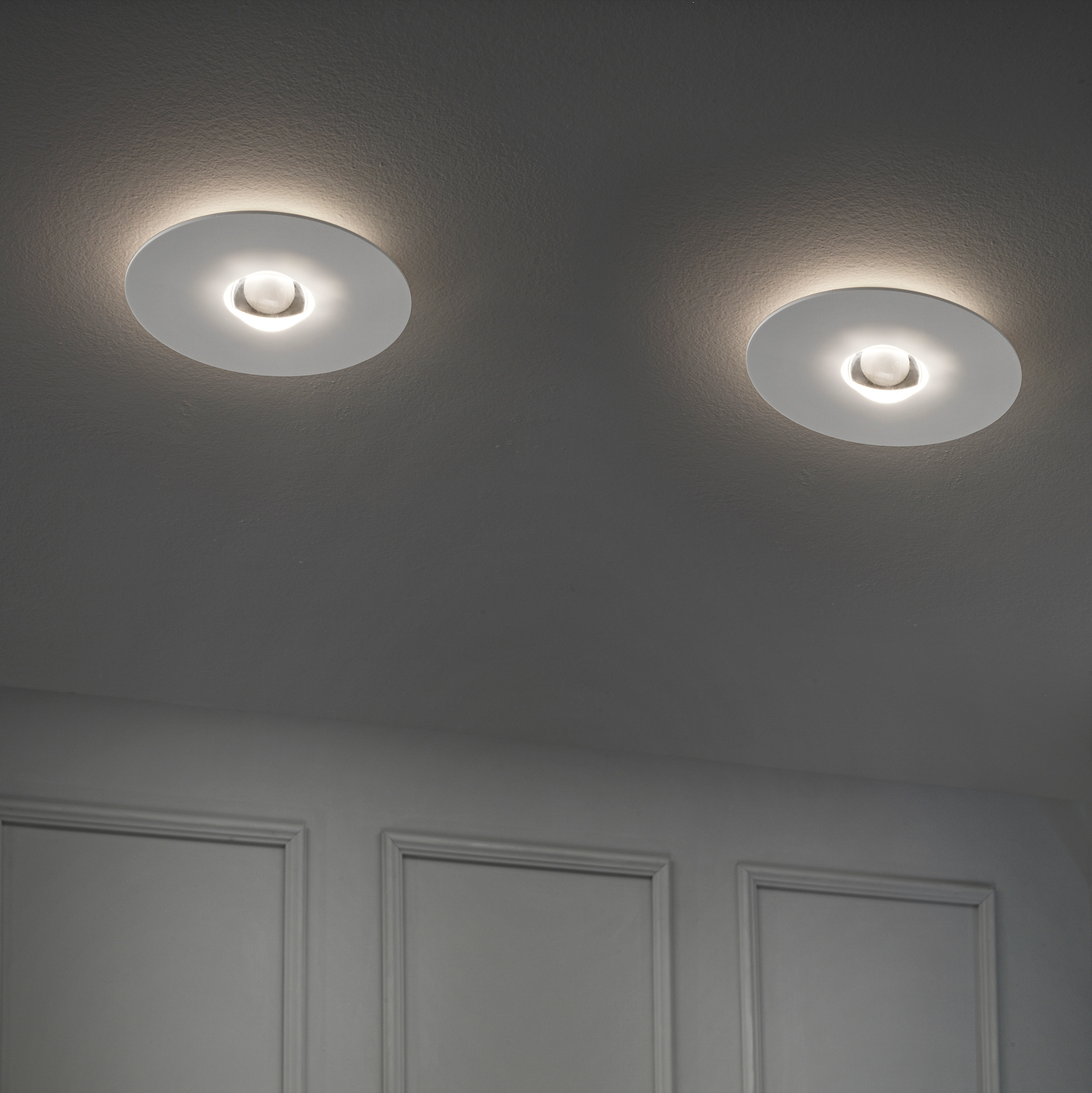 Modern High End Italian Designer Bugia Ceiling Lamp