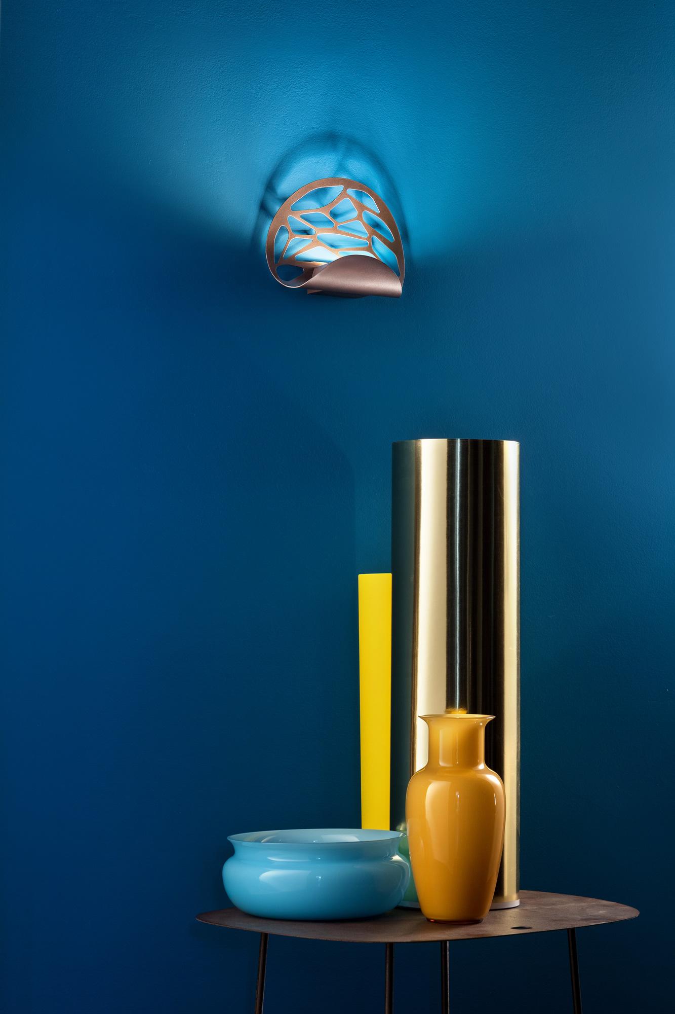 Modern High-End Italian Designer Kelly Wall Lamp - Designer & Luxury Lighting at Cassoni