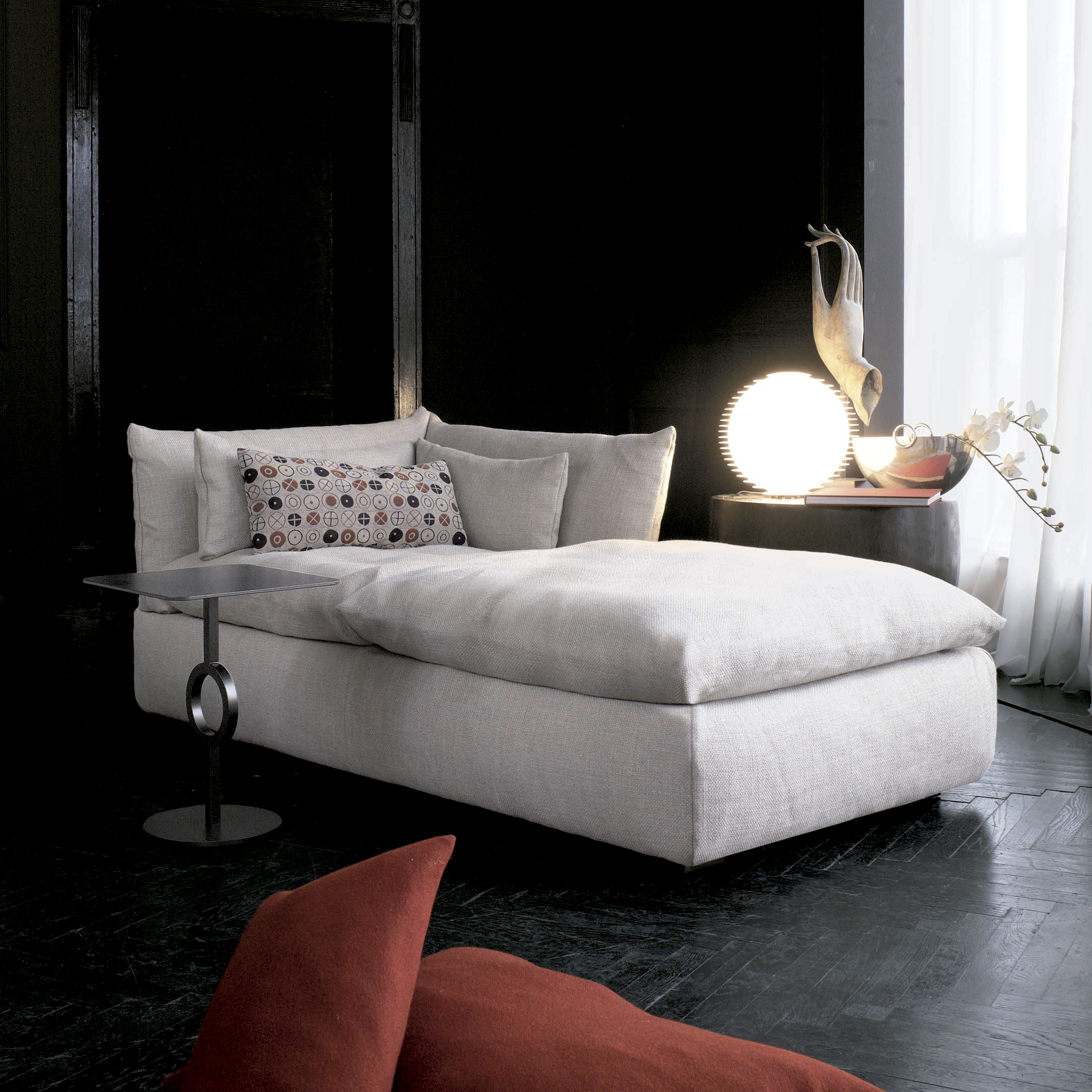 chaise for lounge bedroom indoor pin reclining oversized kensington