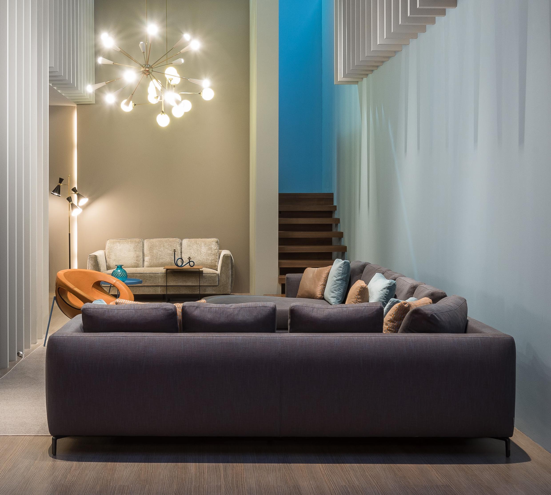 Contemporary High end Furniture Nolita Sectional Italian