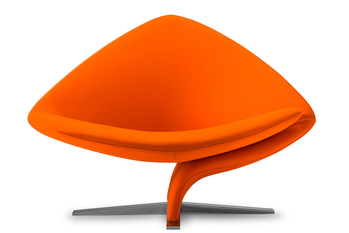 Contemporary Italian Luxury One For Two Lounge Chair