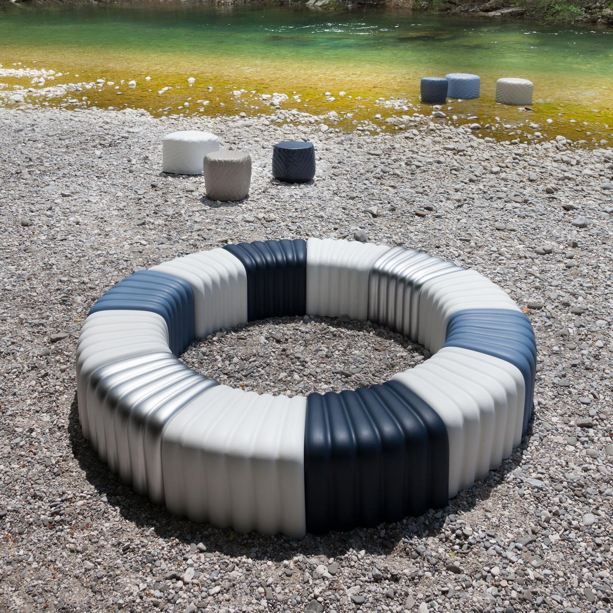 Italian River Snake Bench Italian Designer Amp Luxury