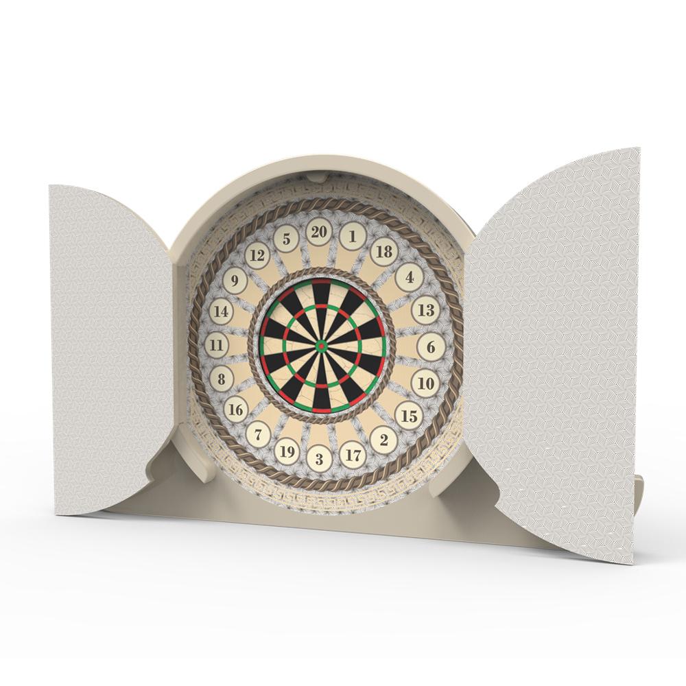 Luxury Italian Argo Dart Board Cabinet Italian Designer Luxury