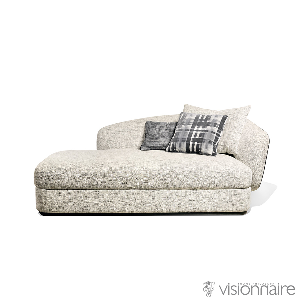 Italian High End Anthar Chaise Lounge Italian Designer Luxury Furniture At Cassoni