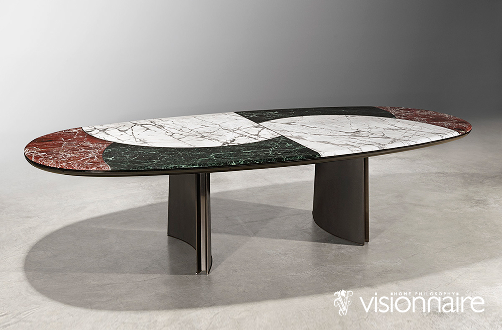 Italian Designer Jason Table In Marble Italian Designer Amp Luxury