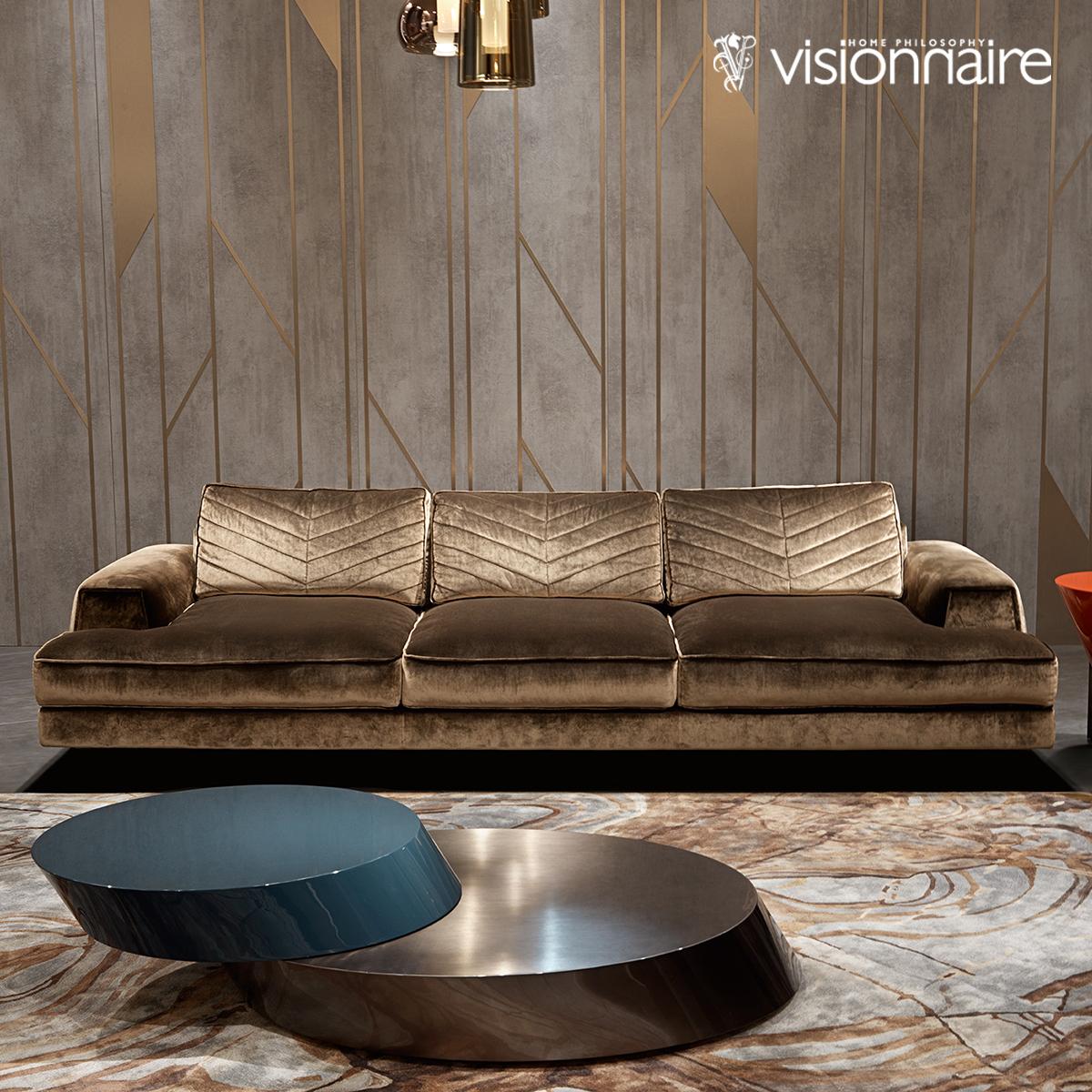 Luxury Xavier Master Sofa Made In Italy