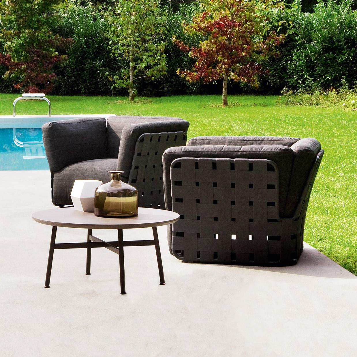 Obi lounge chair for Quick pool obi