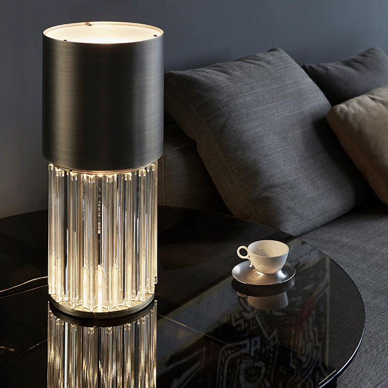 Luxury high end italian designer chic table lamp designer luxury chic table lamp aloadofball Image collections